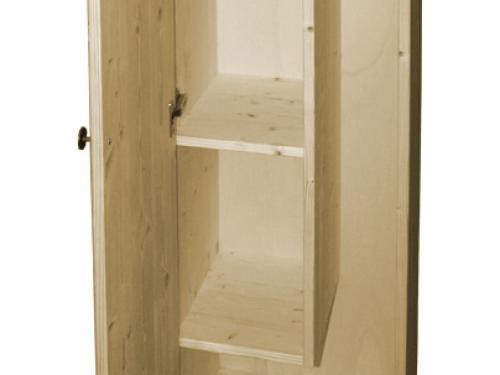 Market del Legno: Porta scope in legno cm.40.5x36 H 155
