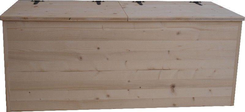 Market del legno cassapanca eco 2 h42 for Cassapanca legno grezzo
