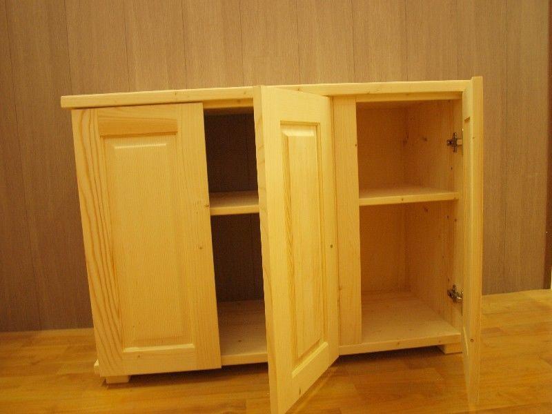 Market del legno mobile da bagno per lavandino da - Mobile sottolavello bagno ...