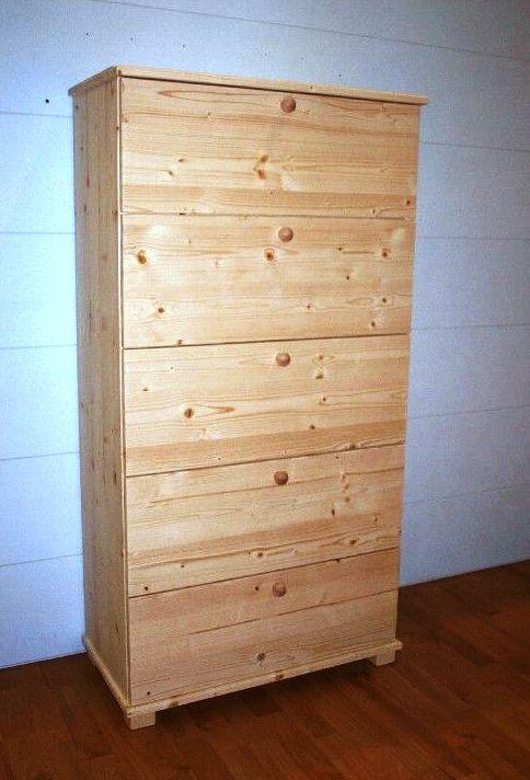 Market del legno mobile porta asciugamani 80x40 h 180 - Mobile porta asciugamani ...