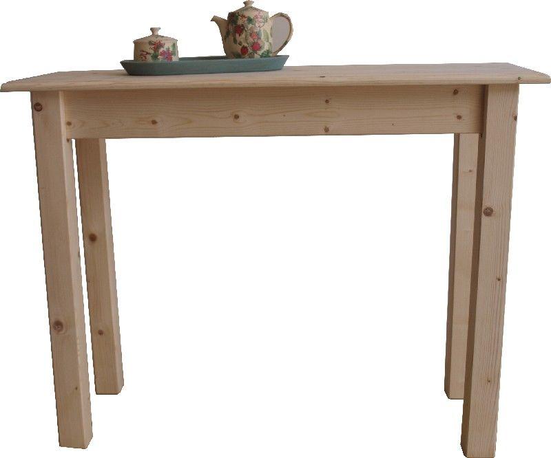 Market del legno tavolo consolle versilia h77 for Tavolo consolle 80 cm