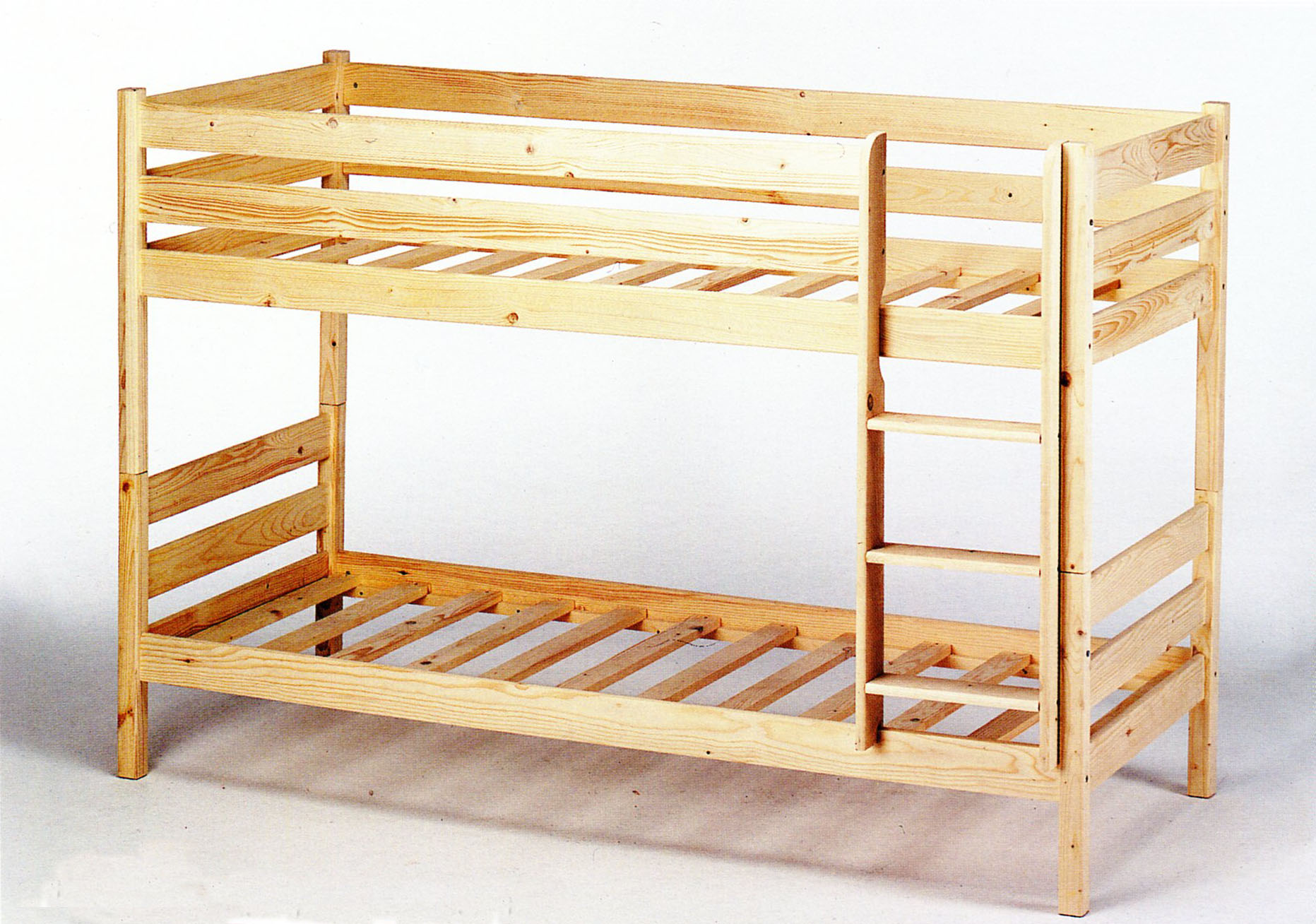 Market del Legno: Letto a Castello in legno Alex cm.207x90 H140
