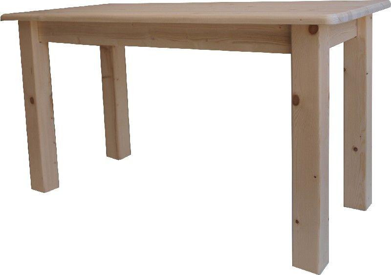Market del legno tavolo taverna h77 5 con piano for Tavolo legno grezzo