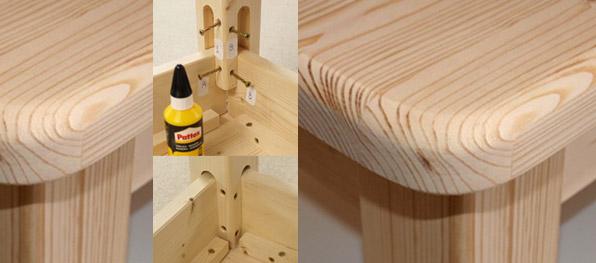 Tavoli in legno massello grezzo librerie in legno for Piano per tavolo legno grezzo